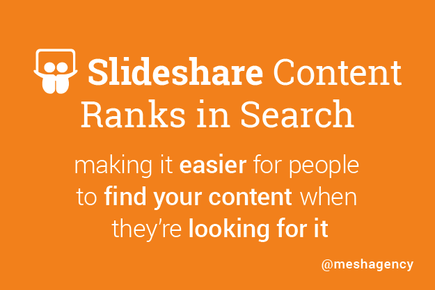 Top Social Media Network for Content Marketers: Slideshare Ranks
