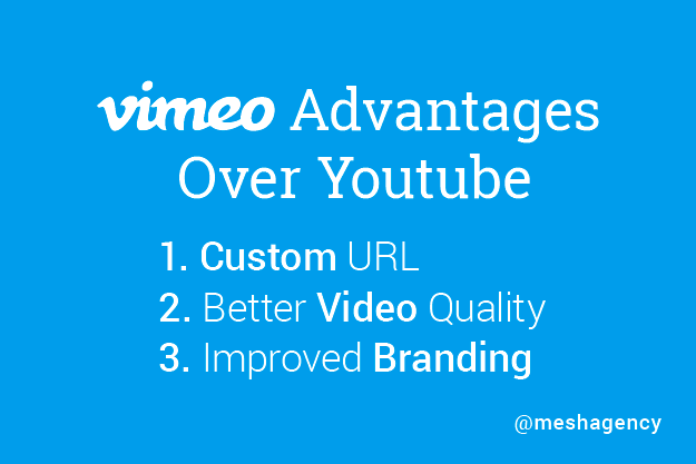 Top Social Media Network for Content Marketers: Vimeo Advantages