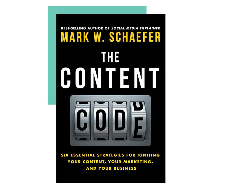 The Content Code: Six Essential Strategies to Ignite Your Content, Your Marketing, and Your Business by Mark Schaefer